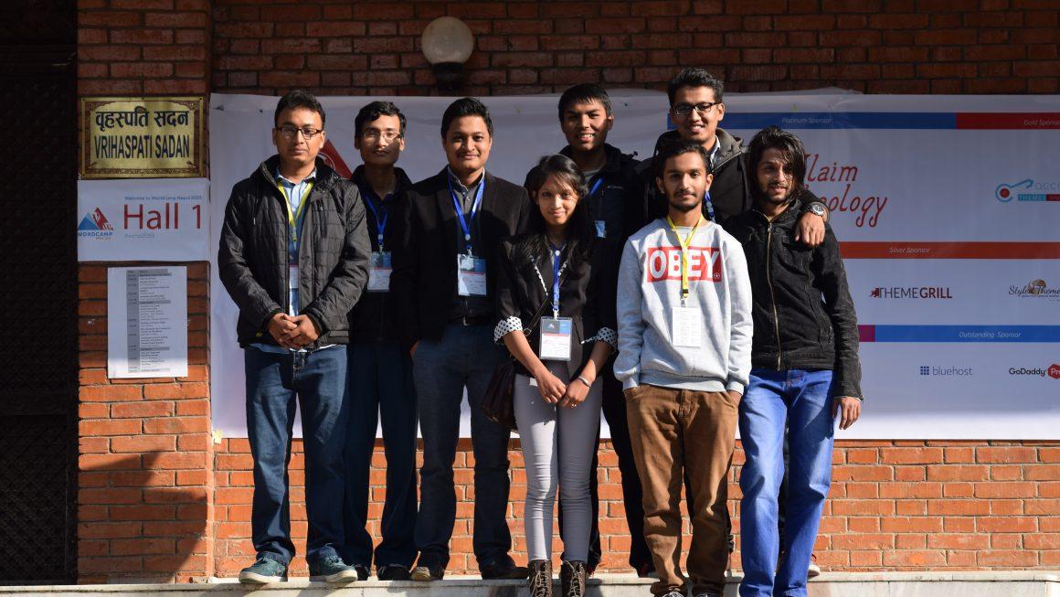 WordCamp Nepal 2015